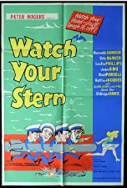 Watch Your Stern (1960) Poster - Movie Forum, Cast, Reviews