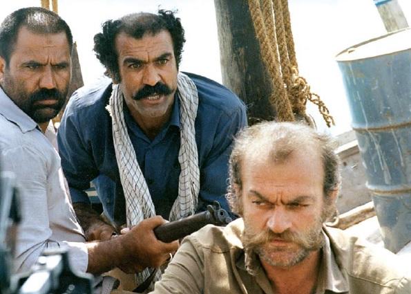 Fathali Oveisi in Nakhoda Khorshid (1987)