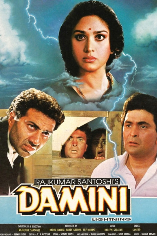 Damini 1993 Hindi 720p 1GB | 400MB HDRip ESub Download