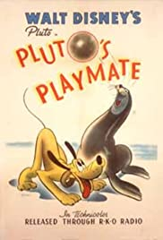 Pluto's Playmate Poster