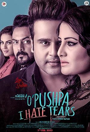 O Pushpa I Hate Tears song lyrics