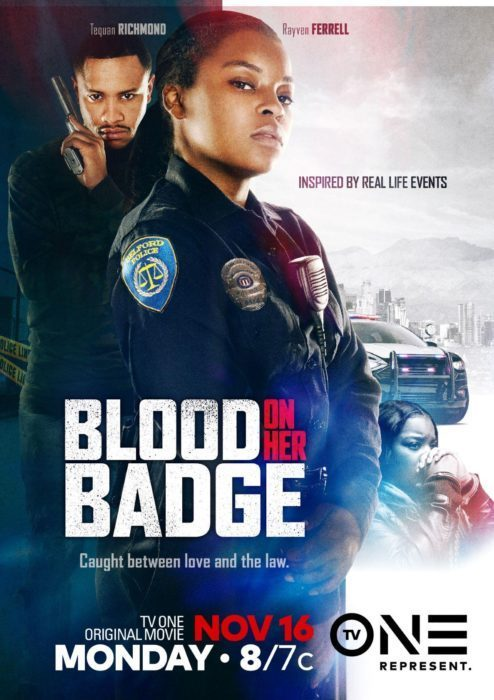 watch Blood on Her Badge on soap2day