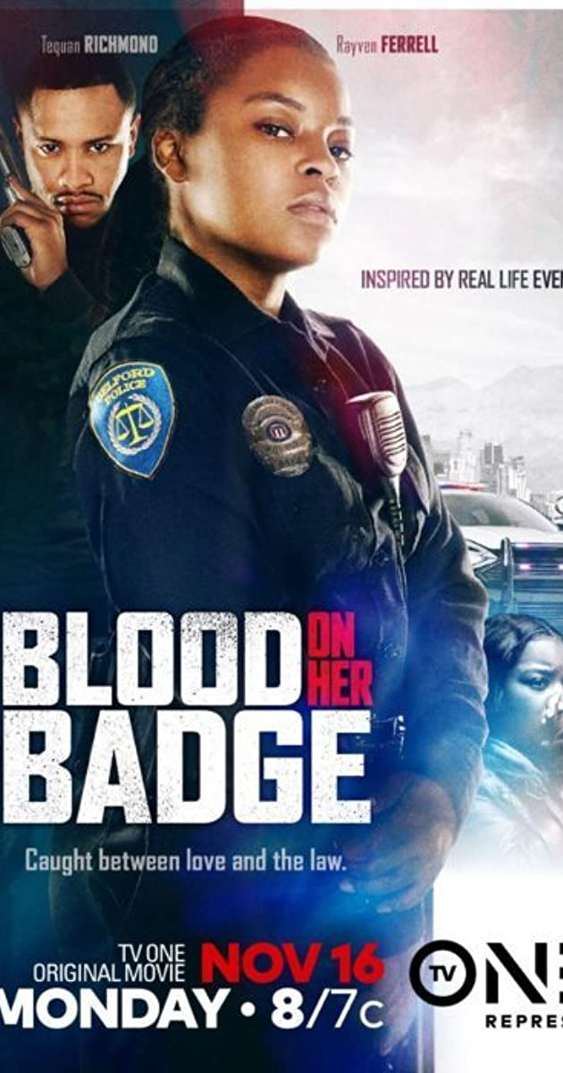 Blood on Her Badge (2020)