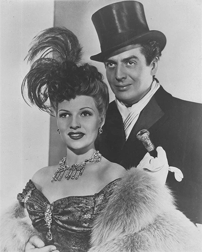Rita Hayworth and Victor Mature in My Gal Sal (1942)