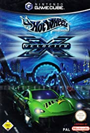 Hot Wheels: Velocity X Poster