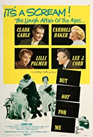 But Not for Me (1959) Poster - Movie Forum, Cast, Reviews