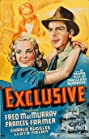 Exclusive (1937) Poster