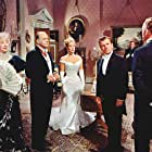 Sally Ann Howes, Martita Hunt, Kenneth More, and Cecil Parker in The Admirable Crichton (1957)