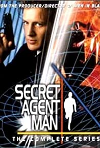 Primary photo for Secret Agent Man