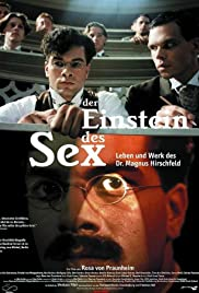 The Einstein of Sex Poster