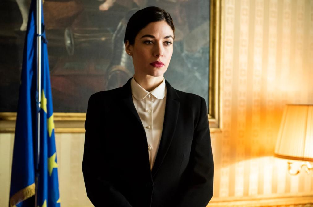 Sarah Felberbaum in Bentornato presidente (2019)