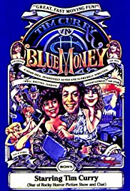 Blue Money Poster