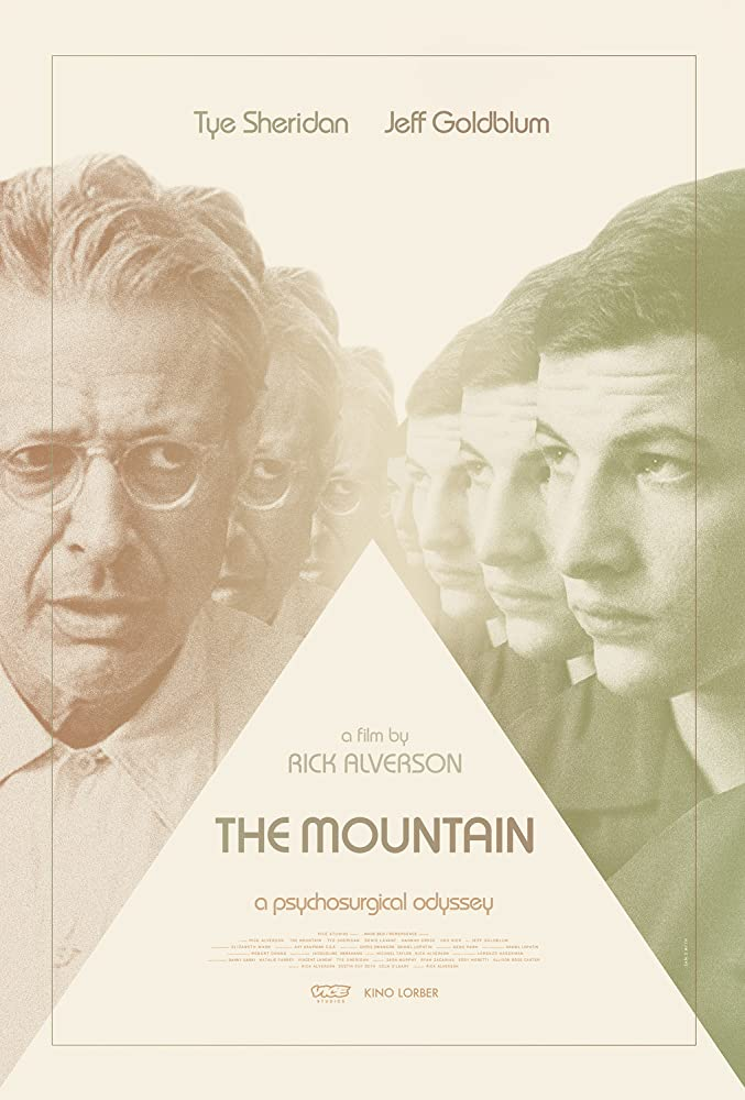 Jeff Goldblum and Tye Sheridan in The Mountain (2018)