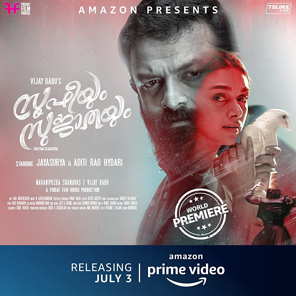 Sufiyum Sujatayum (2020) Malayalam+Hindi subbed WEB-DL