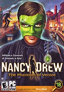 Full dvd movies unlimited dvd download Nancy Drew: The Phantom of Venice [hd720p]