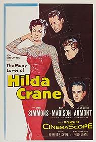 Hilda Crane (1956) Poster - Movie Forum, Cast, Reviews