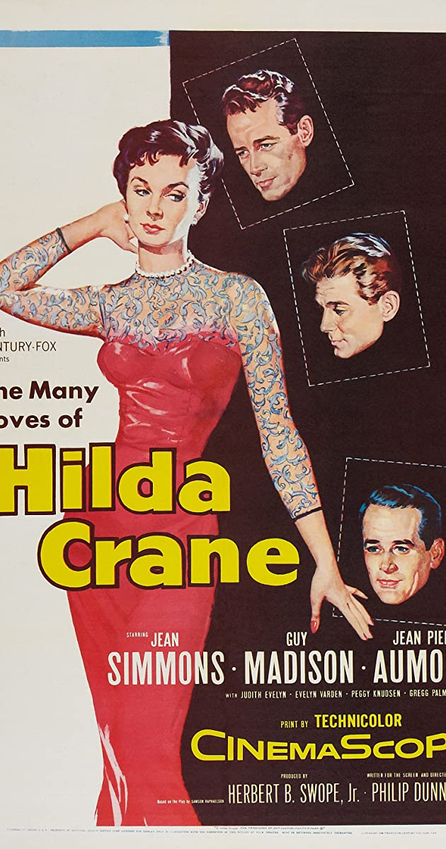 Subtitle of Hilda Crane