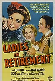 Ladies in Retirement (1941) starring Ida Lupino on DVD on DVD