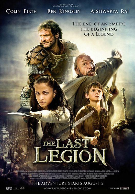 Paskutinis legionas (2007) / The Last Legion