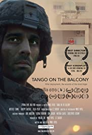 Tango on the Balcony Poster