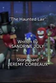 The Haunted Lair Poster