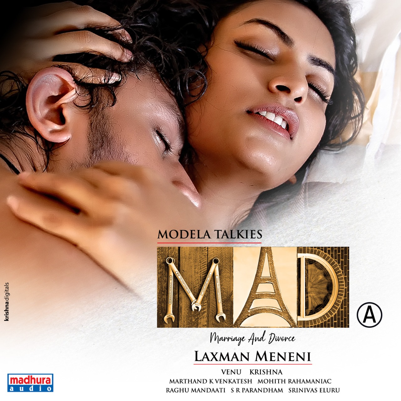 MAD Marriage And Divorce (2021) Telugu 720p HDRip x264 AAC 1.4GB Download