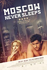 Moscow Never Sleeps Poster