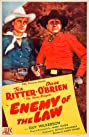 Enemy of the Law (1945) Poster