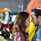 Rachel Boston and Marc Bendavid in A Rose for Christmas (2017)