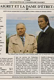 Maigret et la dame d'Étretat Poster