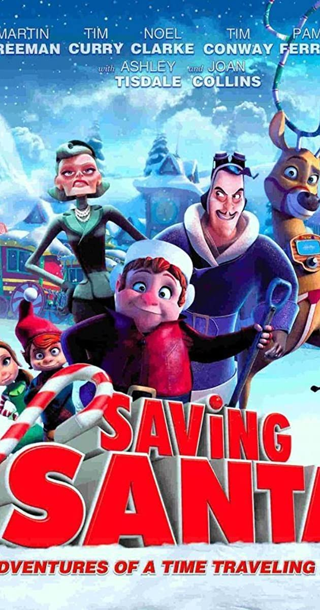 Saving Santa (Video 2013) - IMDb