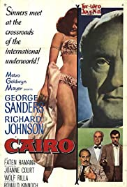 Cairo(1963) Poster - Movie Forum, Cast, Reviews