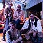 Bullet Valmont, Louie Lambie, Steve Luchsinger, and Ed Gage in Timecrafters: The Treasure of Pirate's Cove (2020)