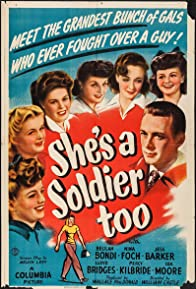 Primary photo for She's a Soldier Too