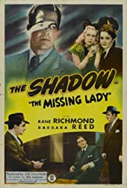 The Missing Lady Poster