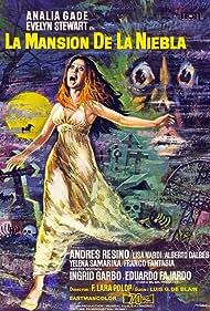 La mansión de la niebla (1973) Poster - Movie Forum, Cast, Reviews
