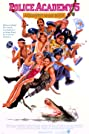 Police Academy 5: Assignment: Miami Beach (1988) Poster