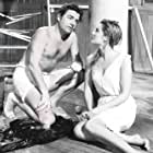 Sally Ann Howes and Kenneth More in The Admirable Crichton (1957)