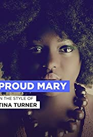 Tina Turner: Proud Mary Poster