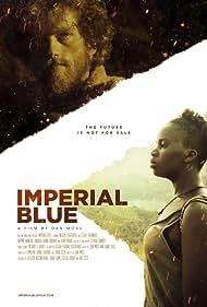 Nicolas Fagerberg and Esther Tebandeke in Imperial Blue (2019)
