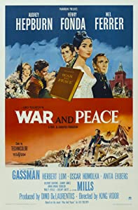Downloads for dvd movies War and Peace [720pixels]