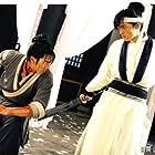 Ge Hu and Chun Wu in Wu xia Liang Zhu (2008)