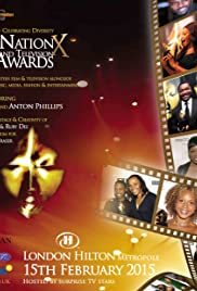 Screen Nation Television and Film Awards 2007 Poster