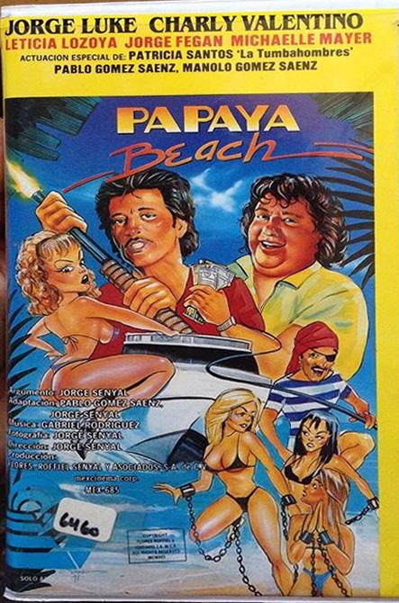 Papaya beach (1990)