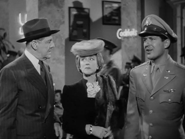 Paul Harvey, Russell Wade, and Regina Wallace in The Bamboo Blonde (1946)