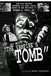 The Vampire's Tomb Poster