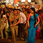 Salman Khan and Sonakshi Sinha in Dabangg 2 (2012)