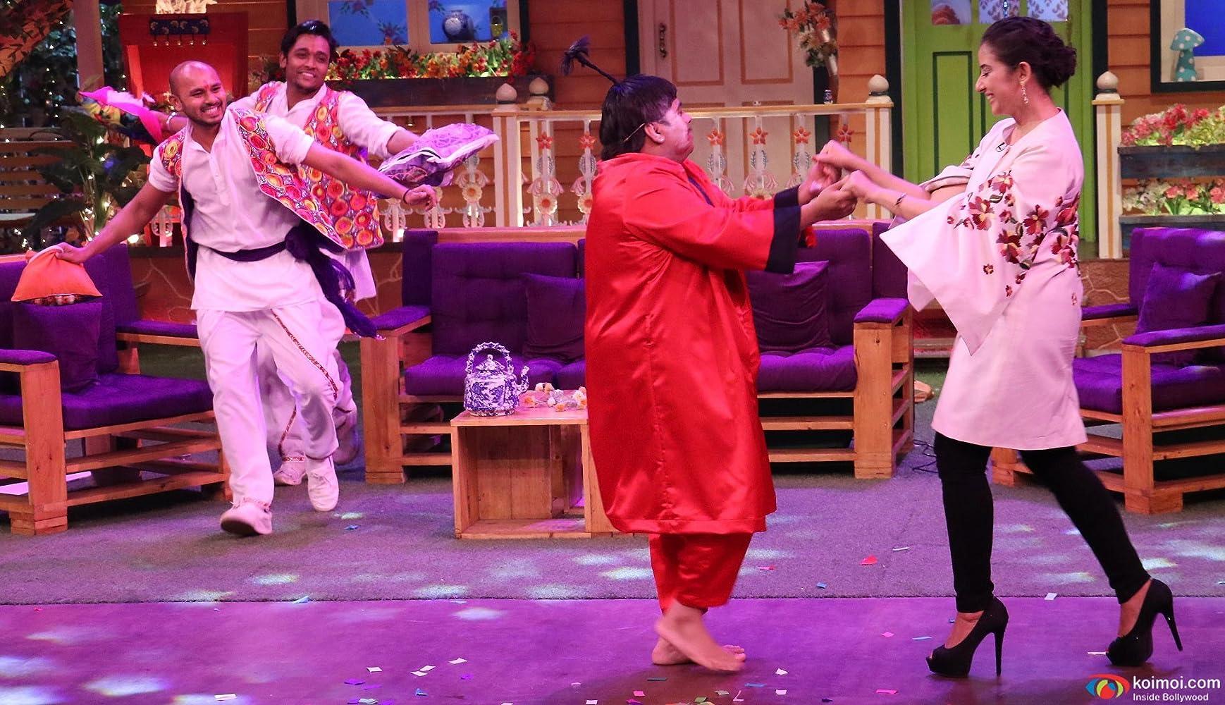 Manisha Koirala in Kapil's Show (2017)