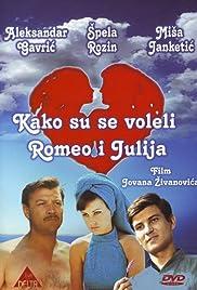 Kako su se voleli Romeo i Julija? Poster