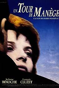 Juliette Binoche in Un tour de manège (1989)